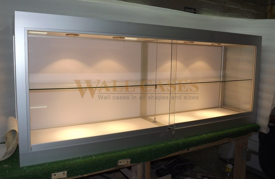 New Wall Mounted Display Case Designs