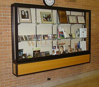 Wall Mounted Display Cases Made In The Usa