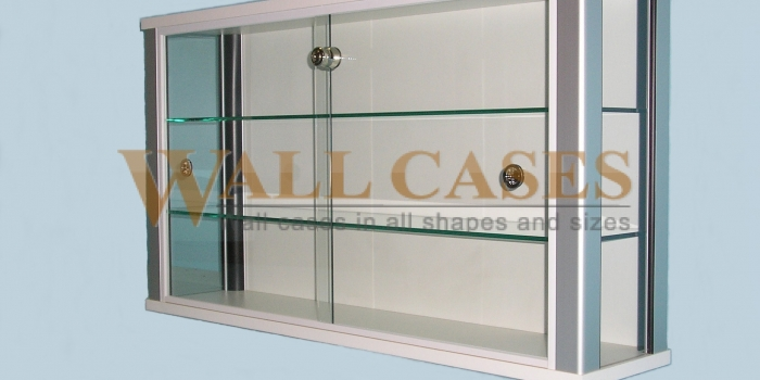 Security: another benefit of glass display cases
