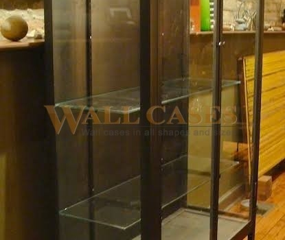 Custom display cases for business