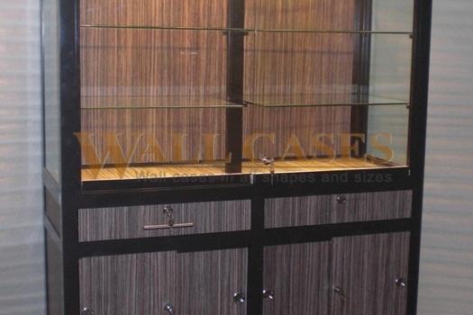 Trophy Display Cases in San Diego