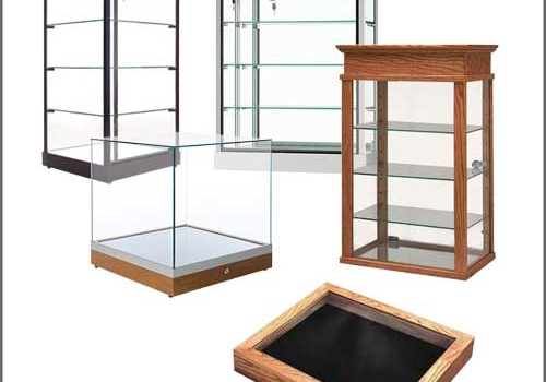 2 Important benefits of display cases: